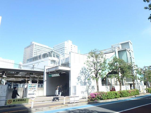 大崎駅(JR山手線) 430m