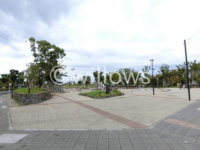 等々力運動広場、球場等 徒歩5分 450m