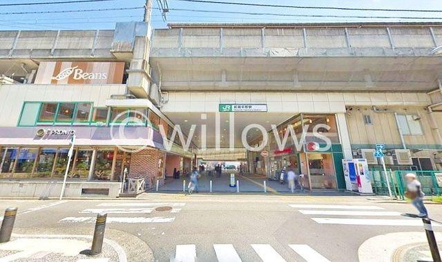 武蔵中原駅(JR 南武線) 徒歩16分。 1310m