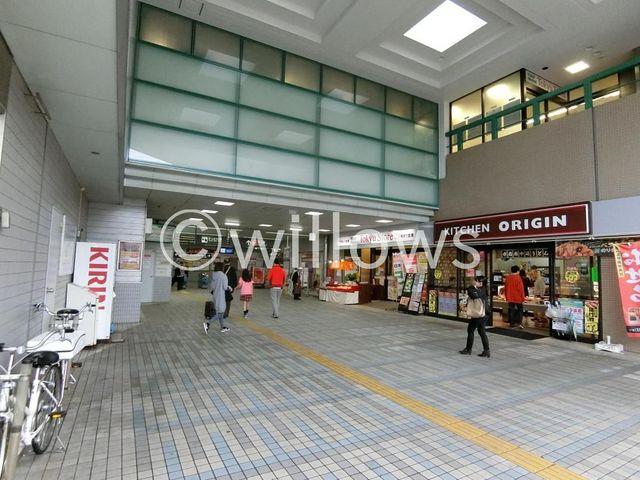 荏原中延駅(東急 池上線) 徒歩8分。 610m