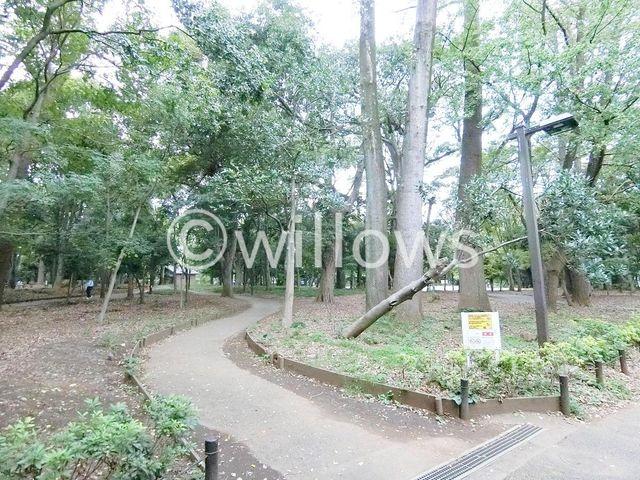 林試の森公園 徒歩6分。 410m