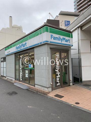 ファミリーマート/武蔵小山パルム店 100m