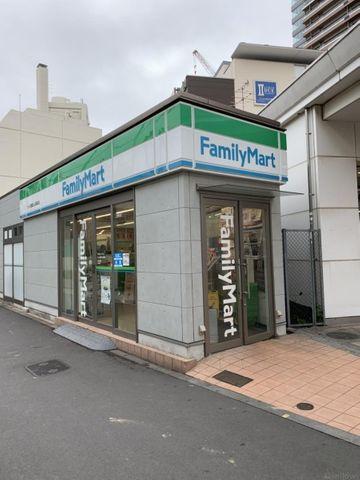 ファミリーマート/武蔵小山パルム店 徒歩5分。 350m