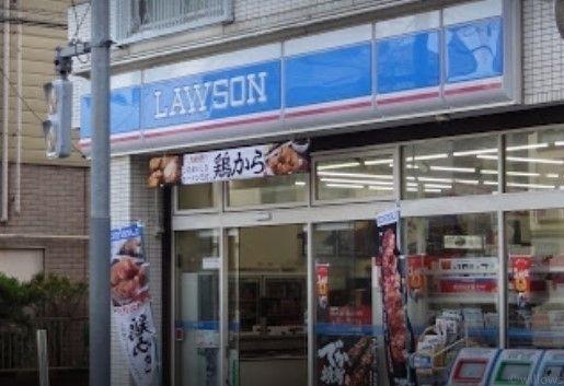 ローソン/西品川店 徒歩6分。 420m