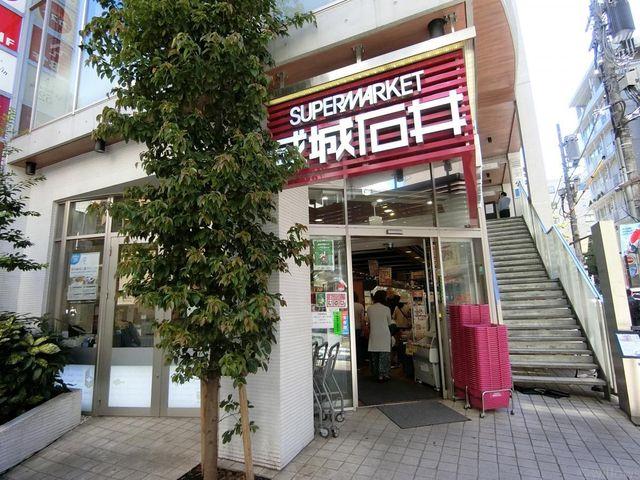 成城石井東麻布店 徒歩2分。 130m