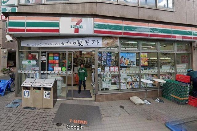 セブンイレブン武蔵小山西口店 徒歩4分。徒歩4分で、ちょっとしたお買い物にも大変便利です。 270m