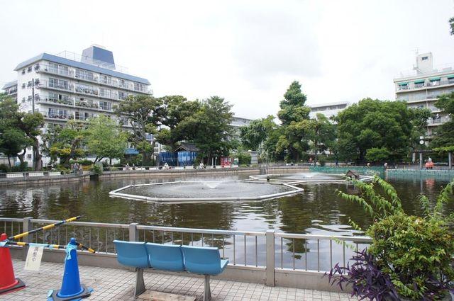 清水池公園 徒歩6分。 450m