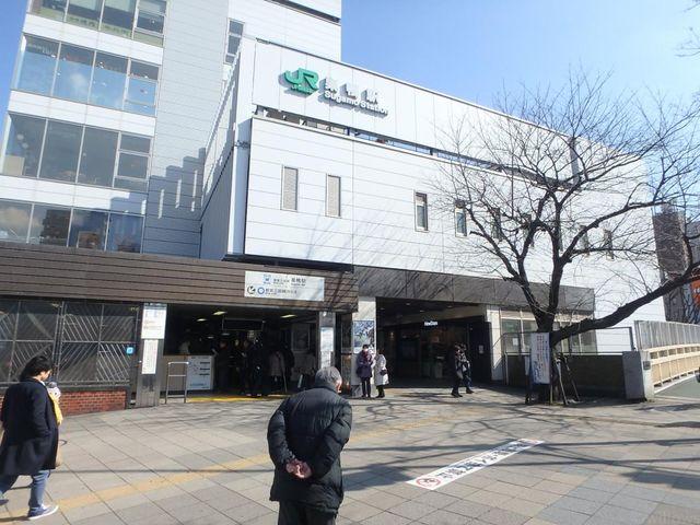巣鴨駅(JR 山手線) 徒歩7分。 660m